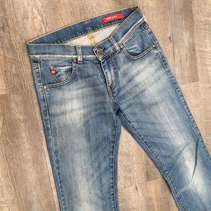 Miss Sixty Jeans - Miss Sixty Jeans Italian made light- medium wash